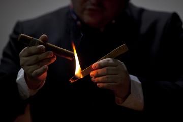 APTOPIX Cuba Cigar Festival