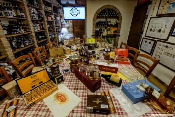 035 Cigar Club - Trattoria Falconi